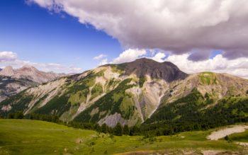 Vue du Col d'Allos - 2019.07.10