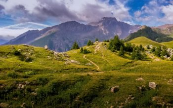 Vue du Col de Vars - 2019.07.11