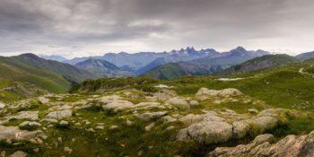 Vue du Col de la Croix de Fer - 2019.07.11