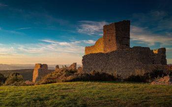 Chateau d'Aumelas - 2020.11.17